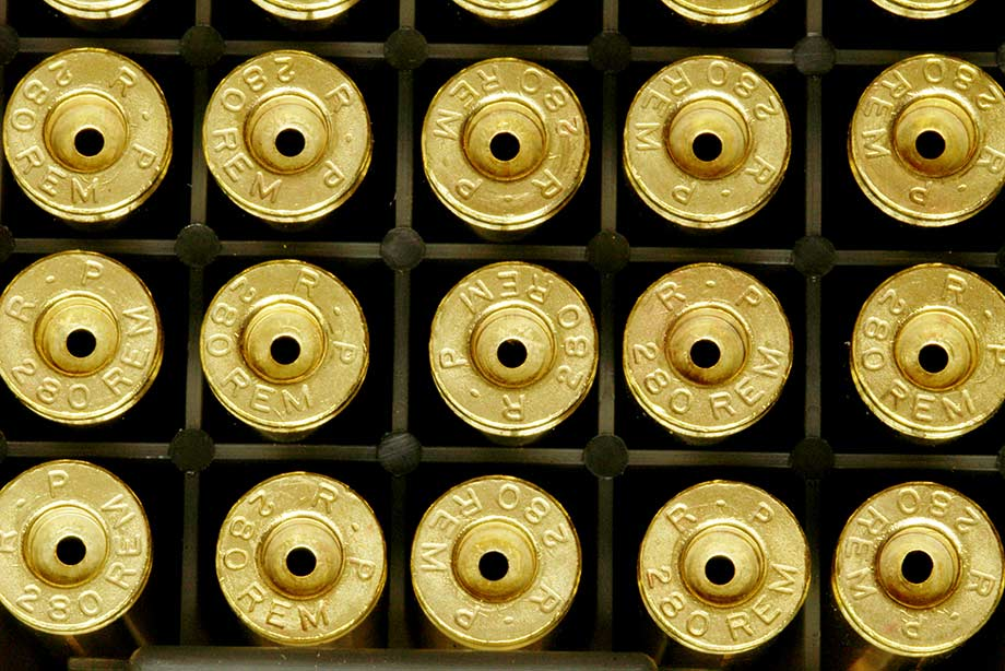 remington ammo casings