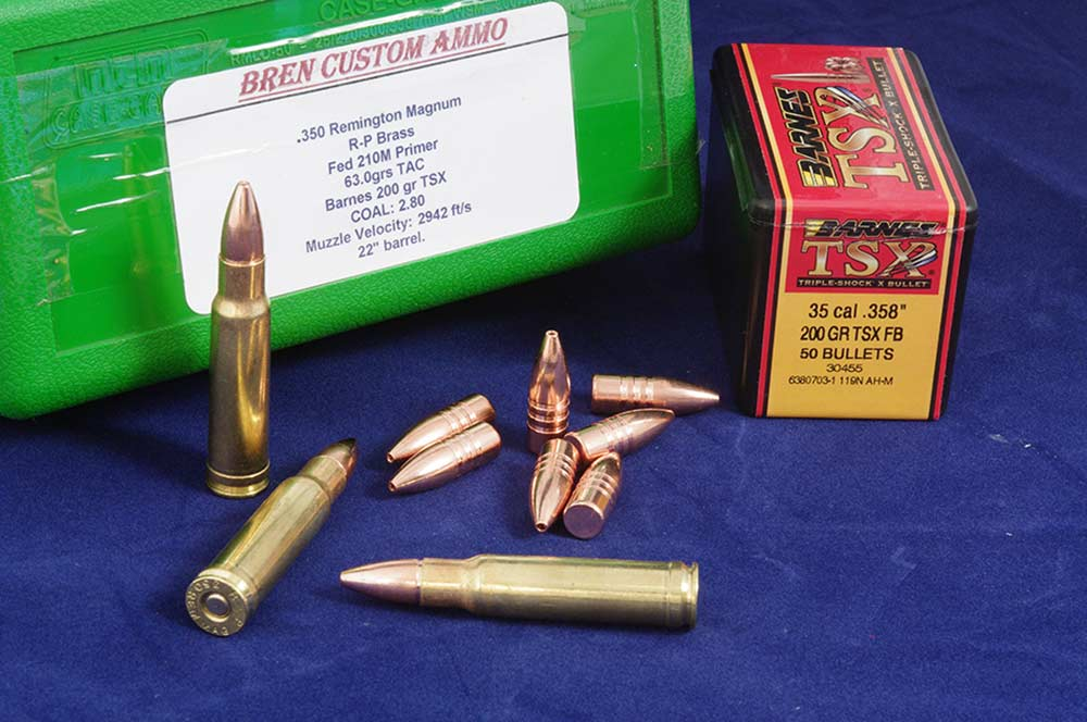 labeled boxes of ammo