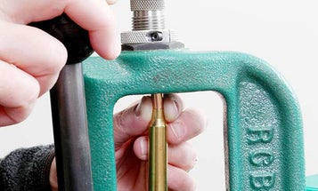 The Reloading Press and The Process: Centerfire Ammo