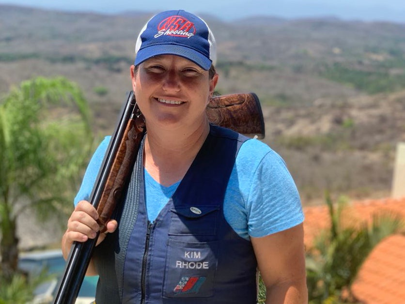 The Kim Rhode Story: Shotguns and Family