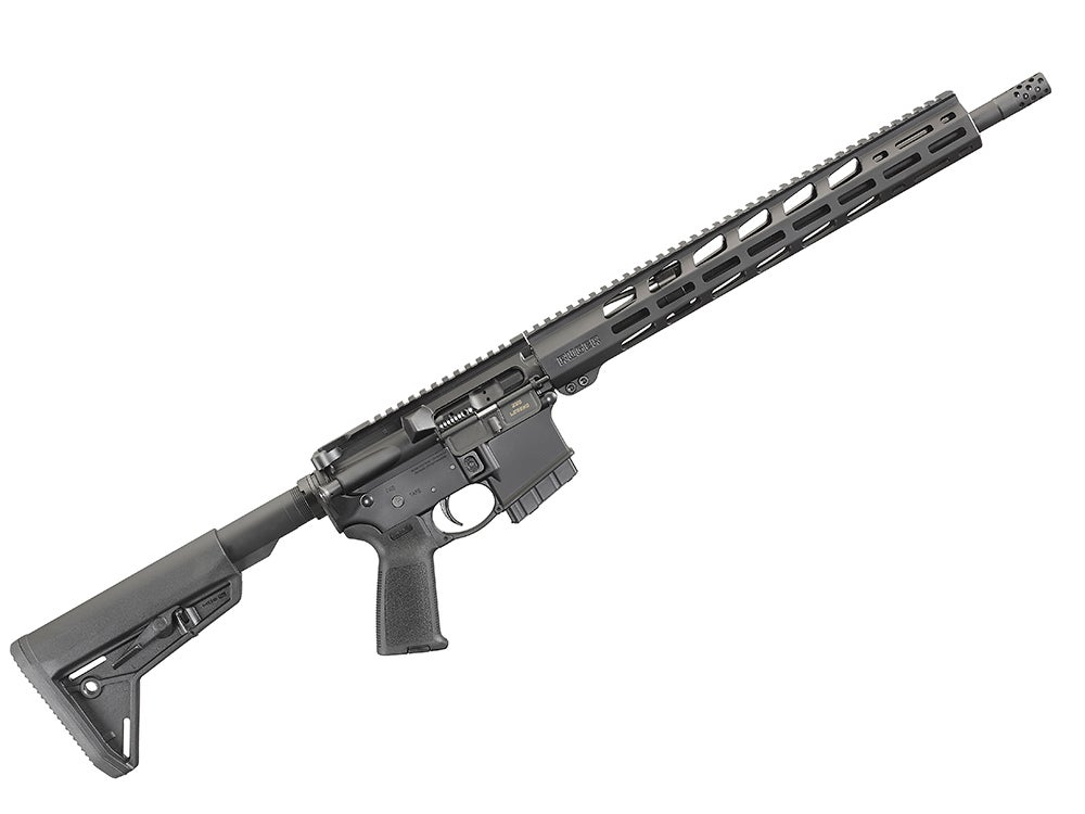 Ruger Releases 3 Rifles in 350 Legend