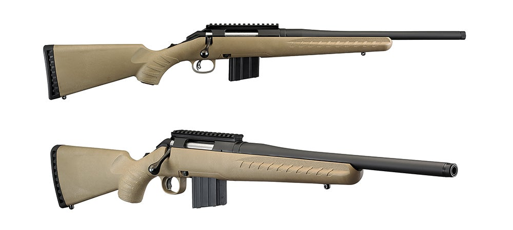 Ruger American Ranch Rifle 350 Legend
