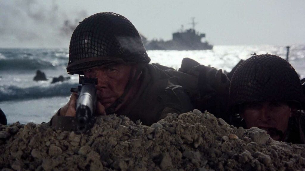 image still from the big red one