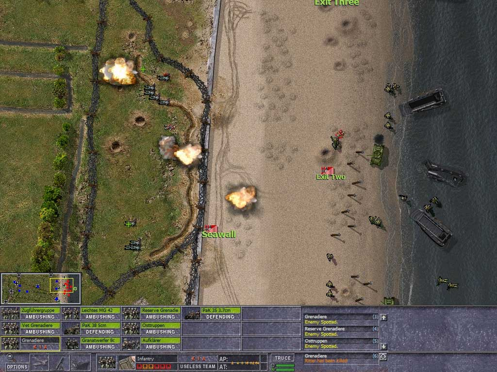 image still of the video game close combat