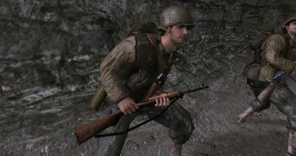 image still of the video game call of duty 2