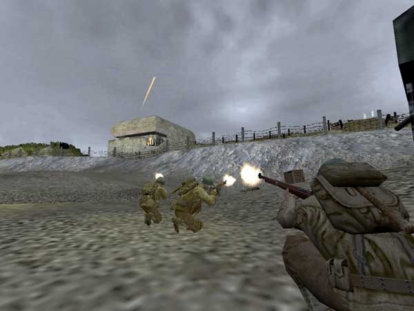 image still of the video game Day of Defeat