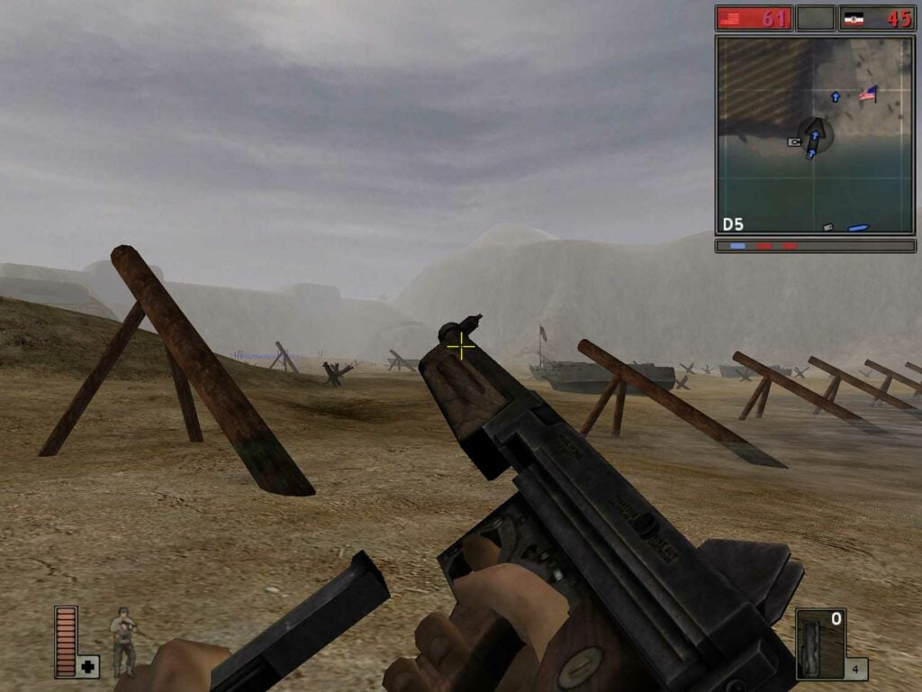 image still of the video game battlefield 1942
