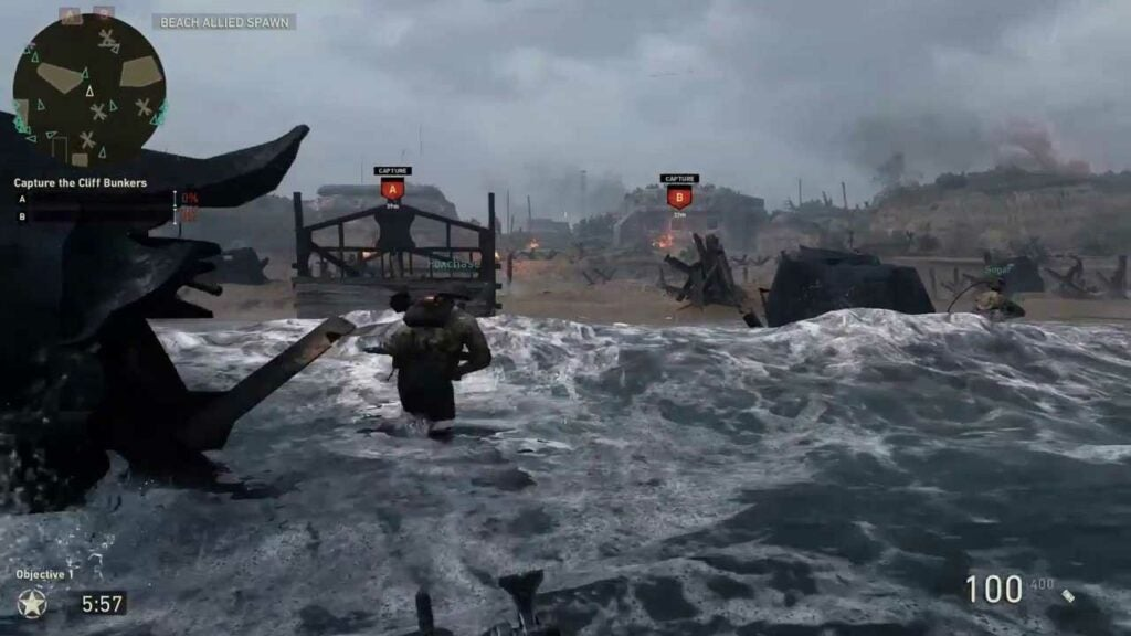 image still of the video game call of duty