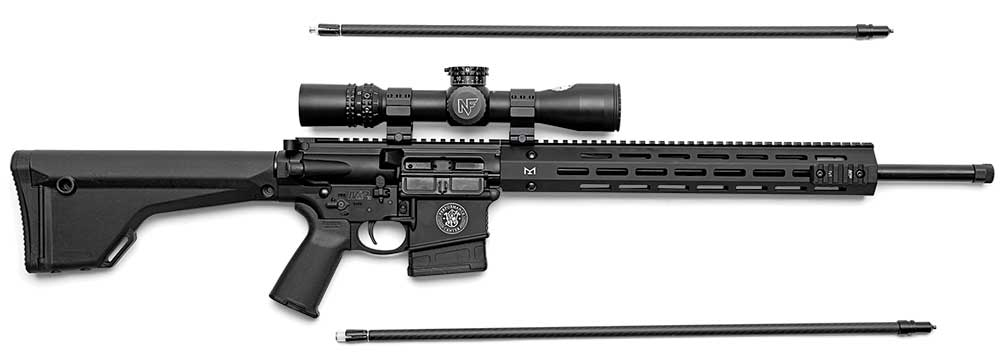 S&W Performance Center rifle