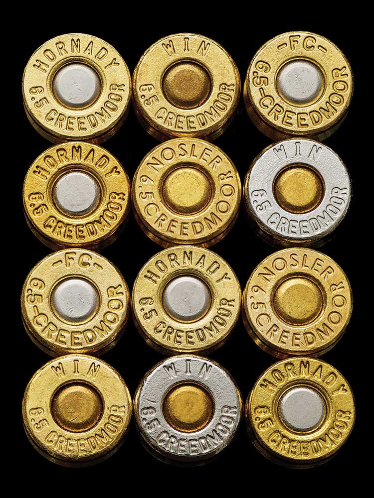 6.5 creedmoor ammo options