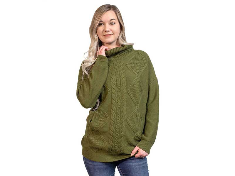 Tactica Defense Concealed Carry Sweater