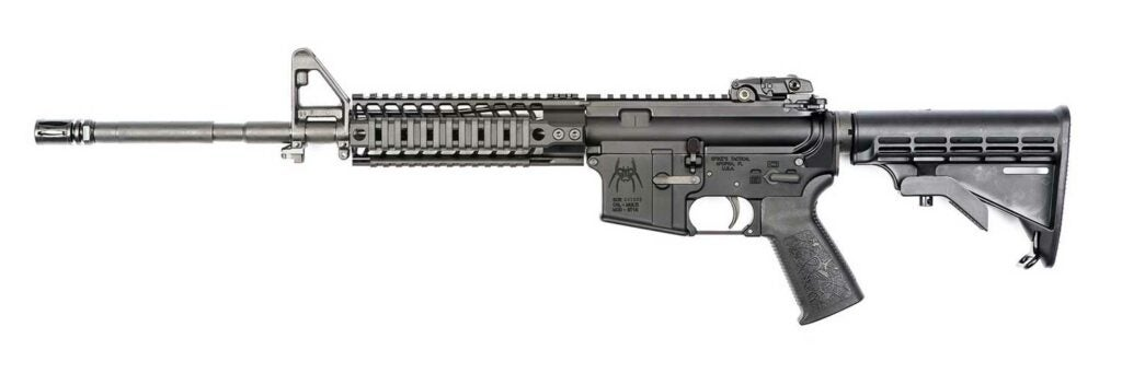 spike tactical m4 le