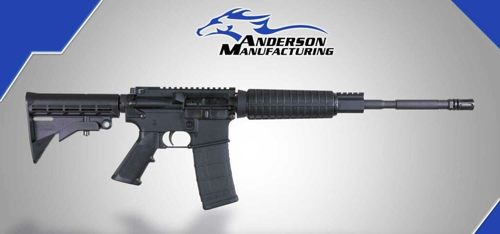 anderson manufacturing am 15 rifle