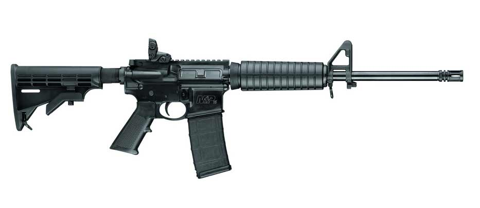 smith wesson mp15 sport 2