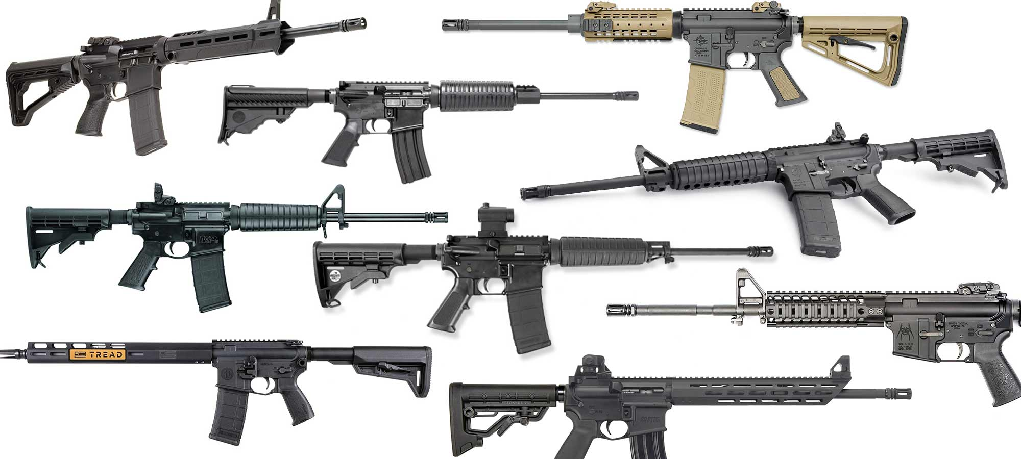 10 Great Home Defense ARs