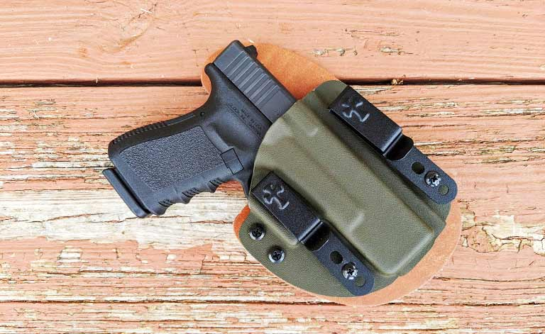 crossbreed reckoning holster with a glock