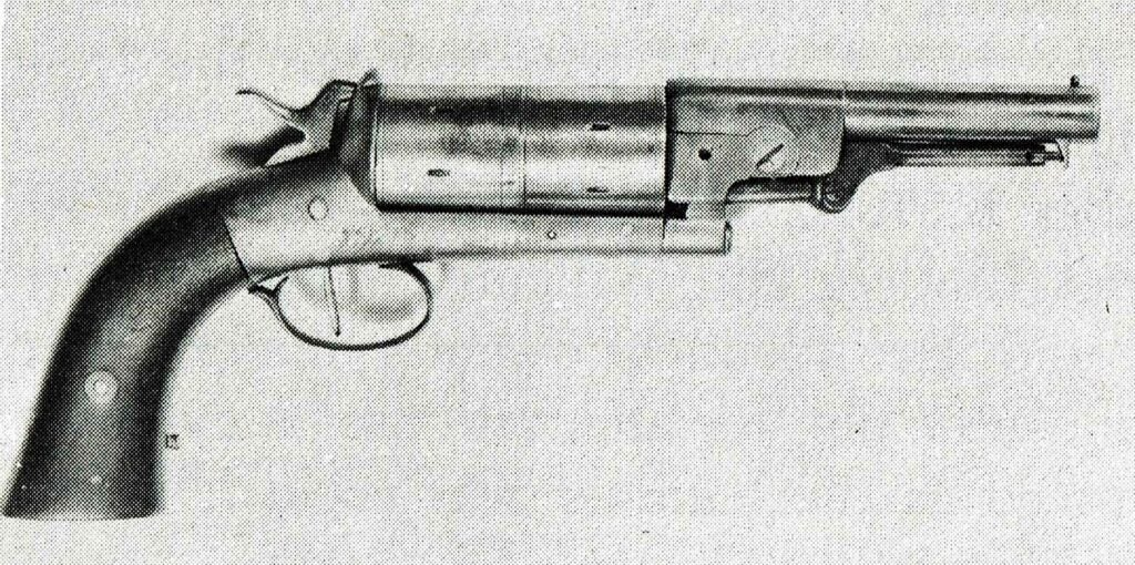 linberg and phillips revolver