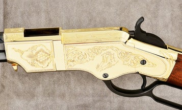 Unique Henry Rifle to be Auctioned for New Cody Firearms Museum