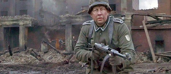 soldier in the movie enemy at the gates