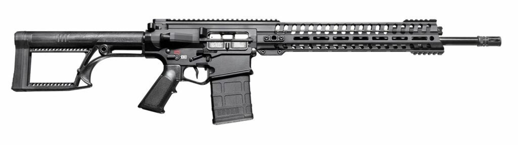 pof usa p308 edge spr ar rifle