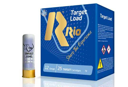 rio target low recoil ammo