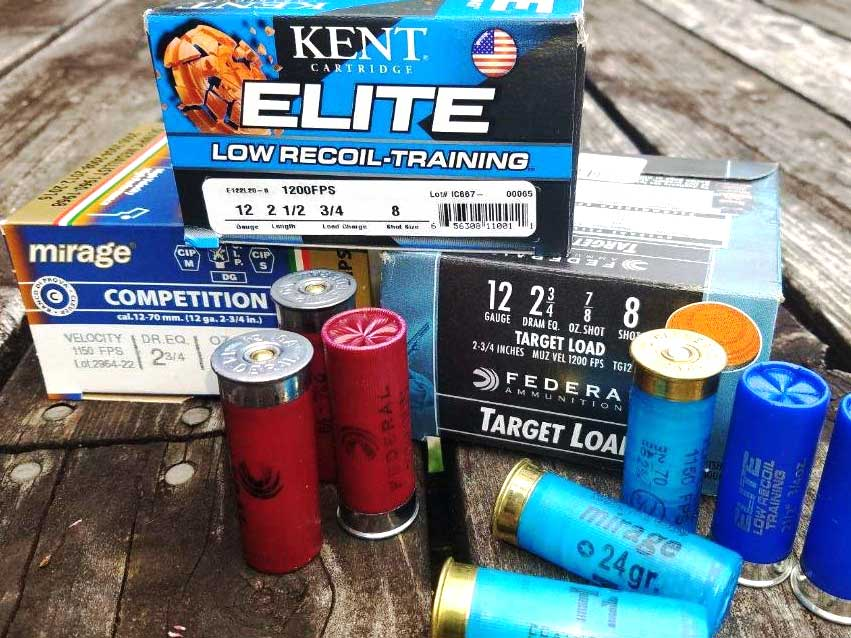 Low Recoil Shotgun Ammo: Better Shooting, Fewer Bad Habits