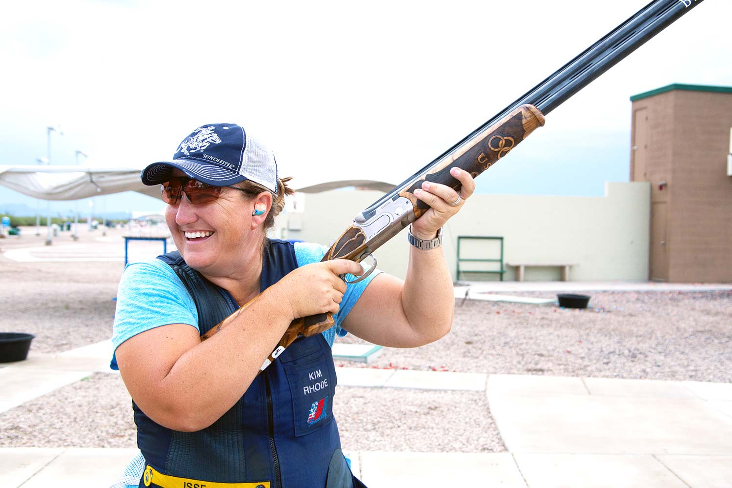 Kim Rhode on Getting People Involved in Shooting Sports
