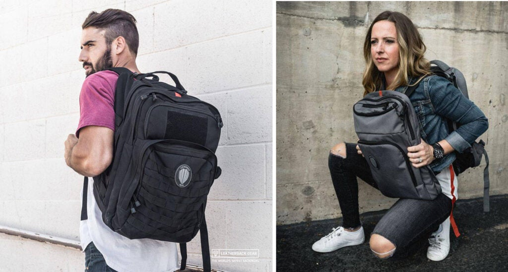 Civilian One Armored Backpack