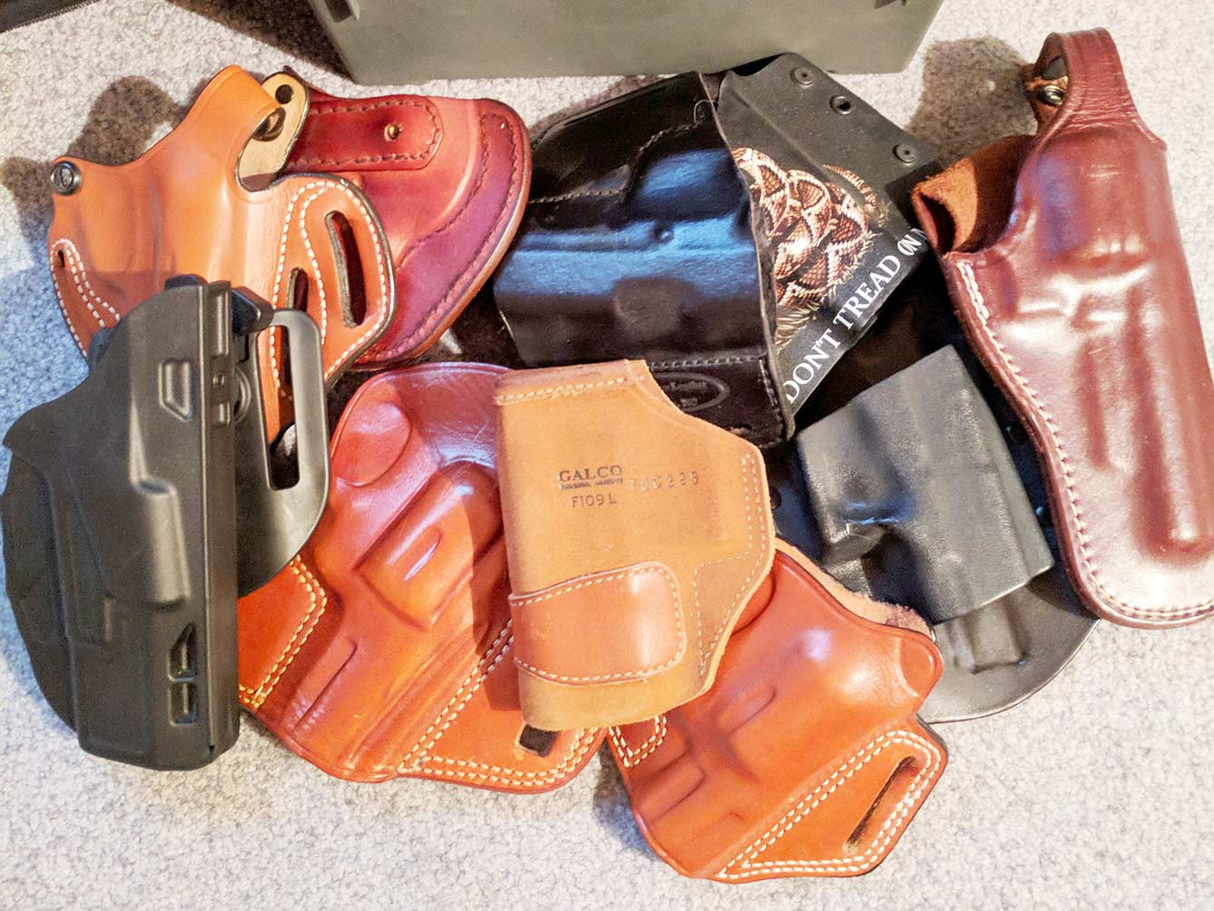 The Quest for The Right CCW Holster