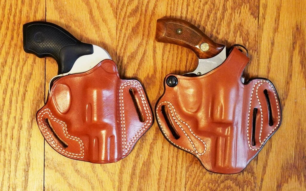 two j frame gun holsters