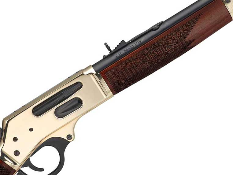 Henry Side Gate Lever Action Rifle: Gun Review