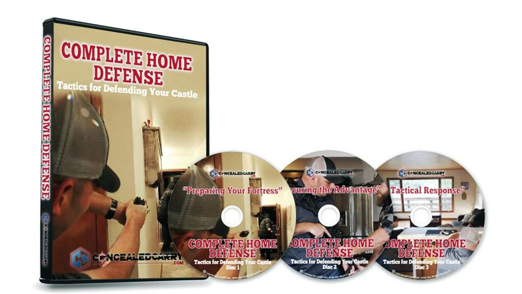 complete home defense videos