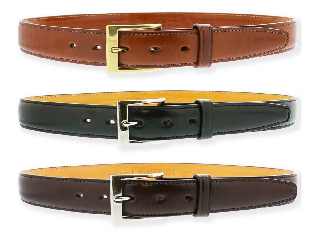 Galco Gunleather SB1 Dress Belt