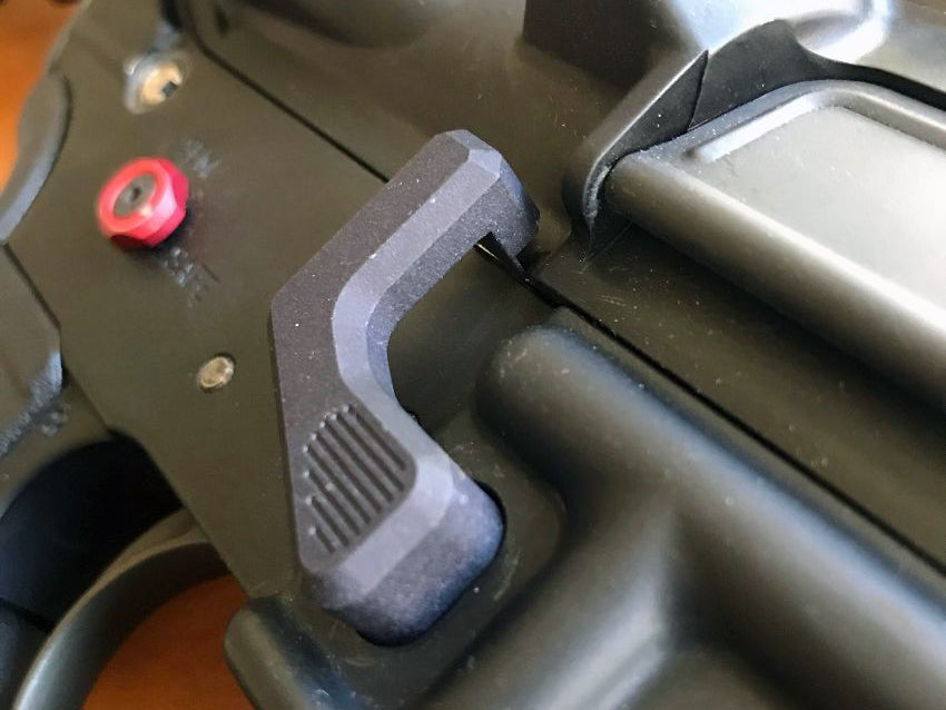 Compliant and Fast: Meet the AR MAGLOCK