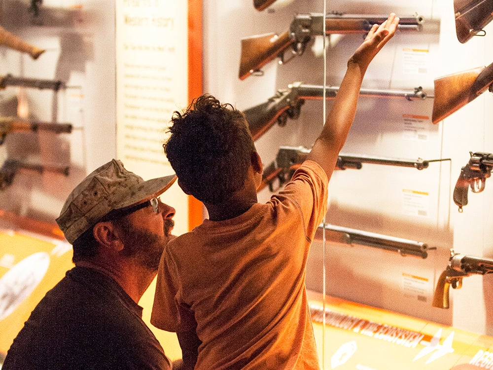 The Newly Renovated Cody Firearms Museum is Open!