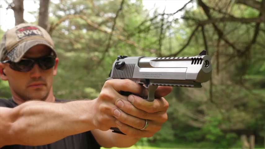 The, Mighty, Mighty Desert Eagle Mark XIX: Gun Review