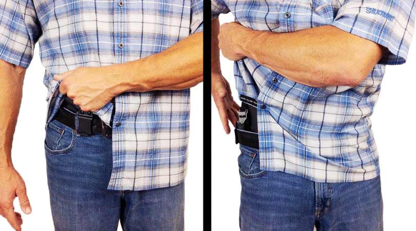 concealed carry holster techniques