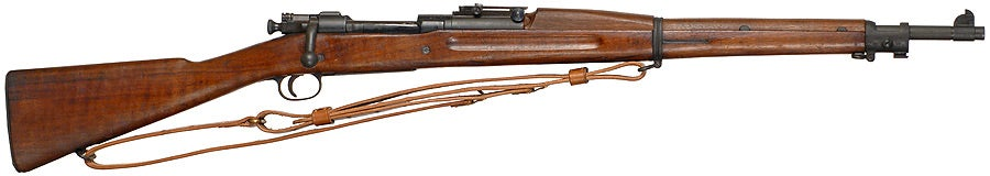 M1903 bolt-action rifle