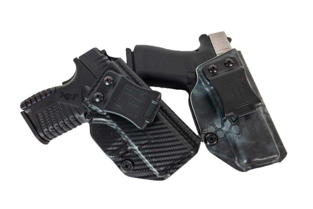 Appendix Tulster Kydex holsters carry holsters