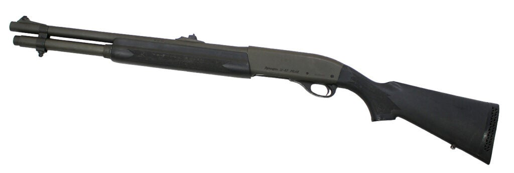 remington semi-auto shotgun