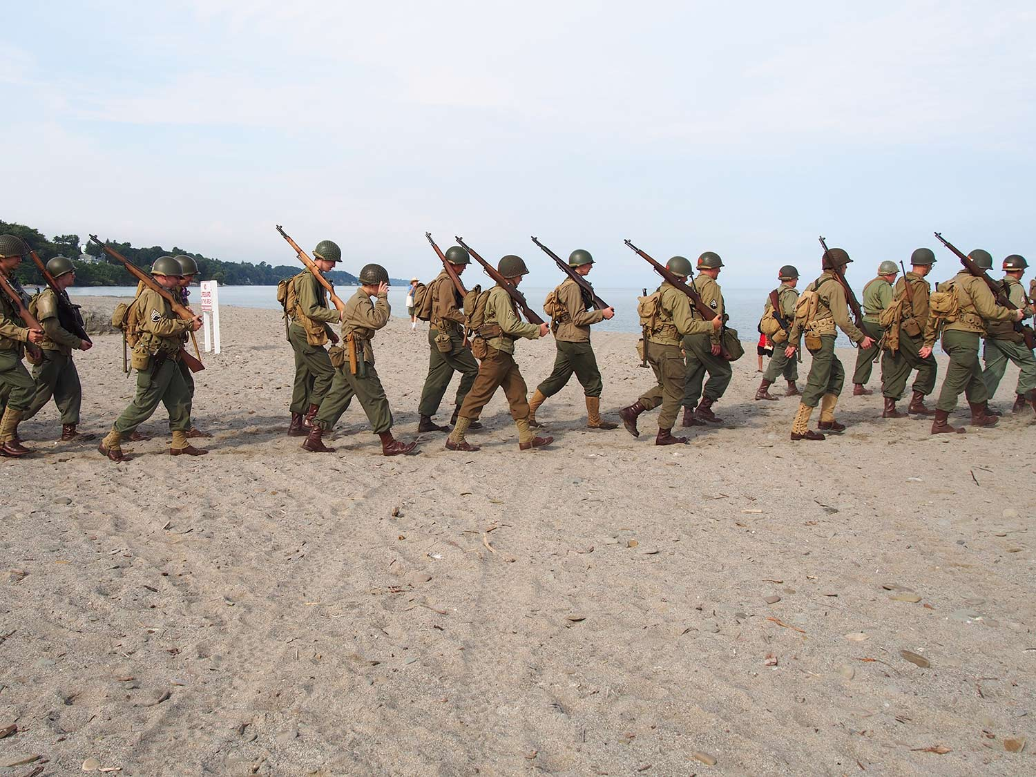 Invasion Ohio: Attending the Biggest Annual D-Day Reenactment