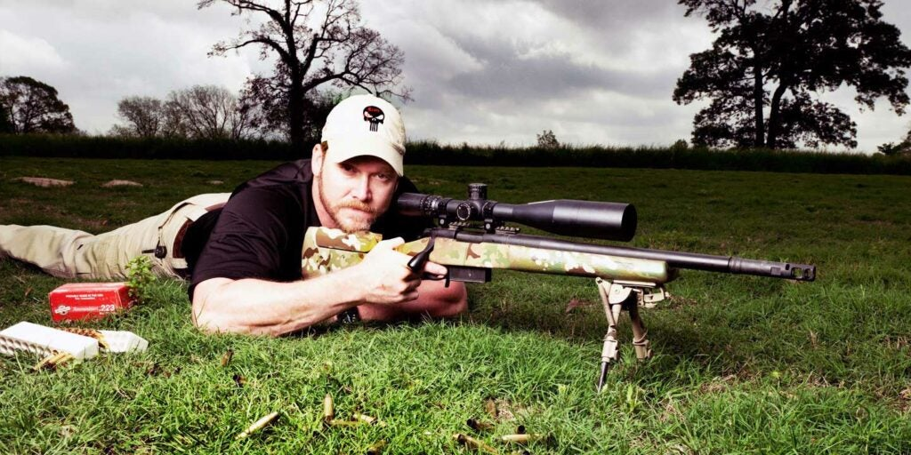 photo of sniper chris kyle