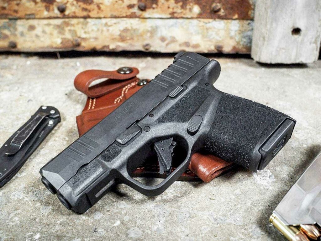 Springfield Armory's new Hellcat in 9mm