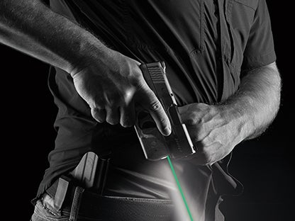 Why I have Laser Sights on All My Carry Guns