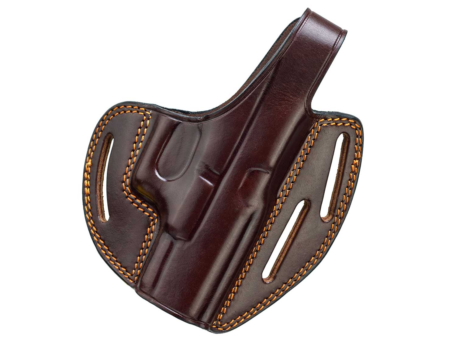 TB Casual gen 2 Three Slot Leather holster