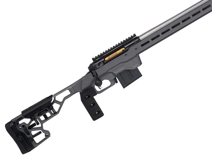 Savage Introduces New Line of Precision Chassis Rifles