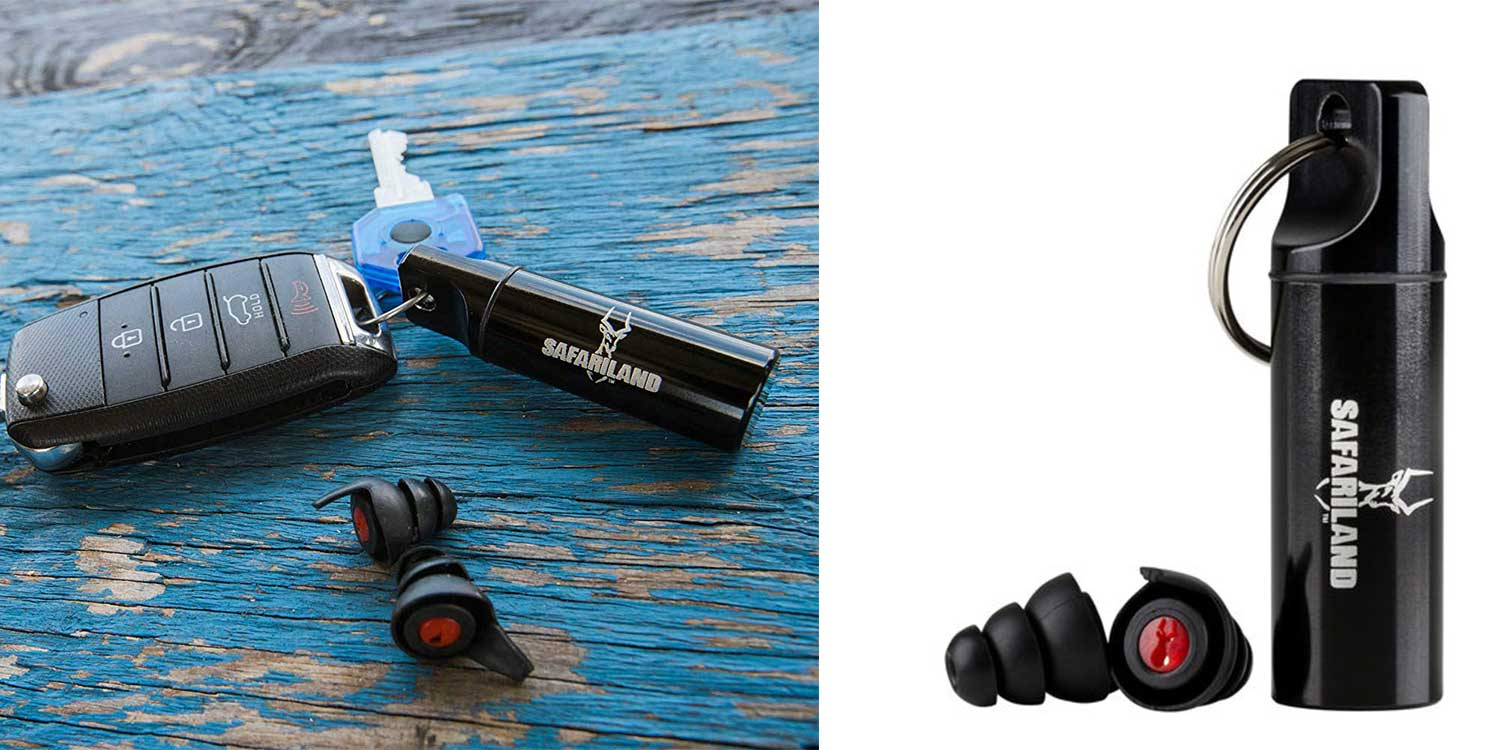 Safariland's In-Ear Impulse hearing protection