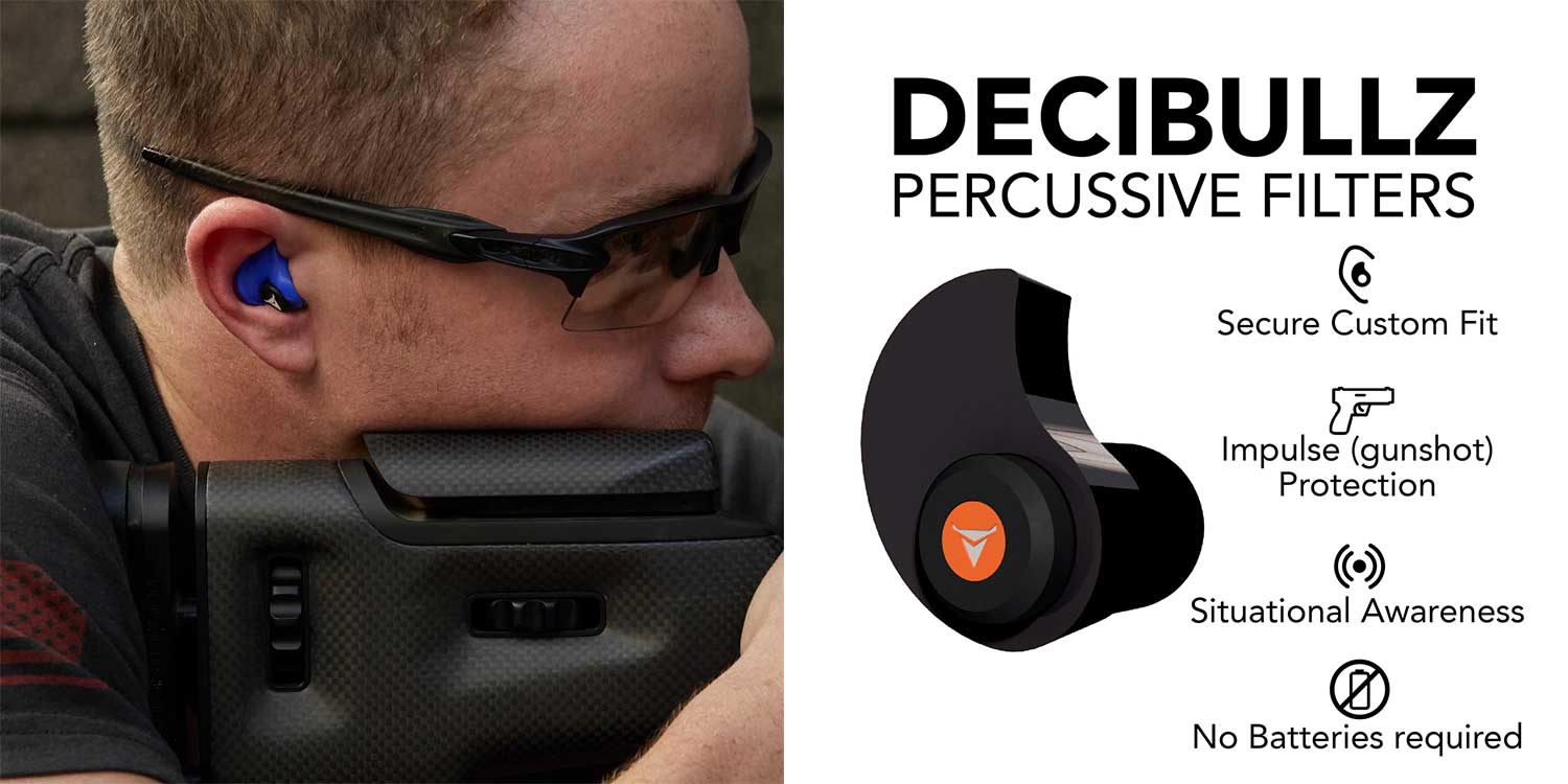 Decibullz Custom Molded Percussive Filters
