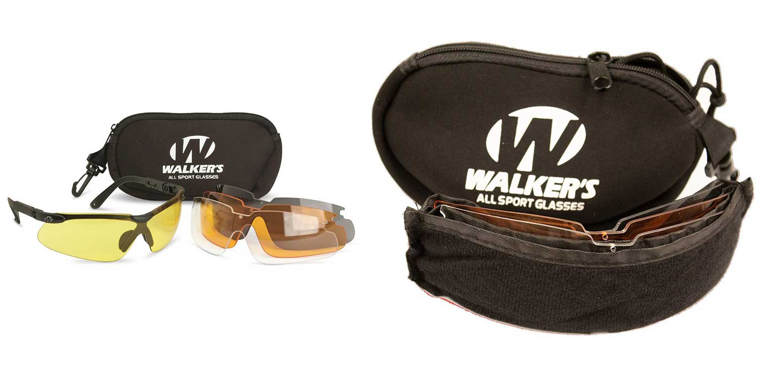 Walker's Sport Glasses