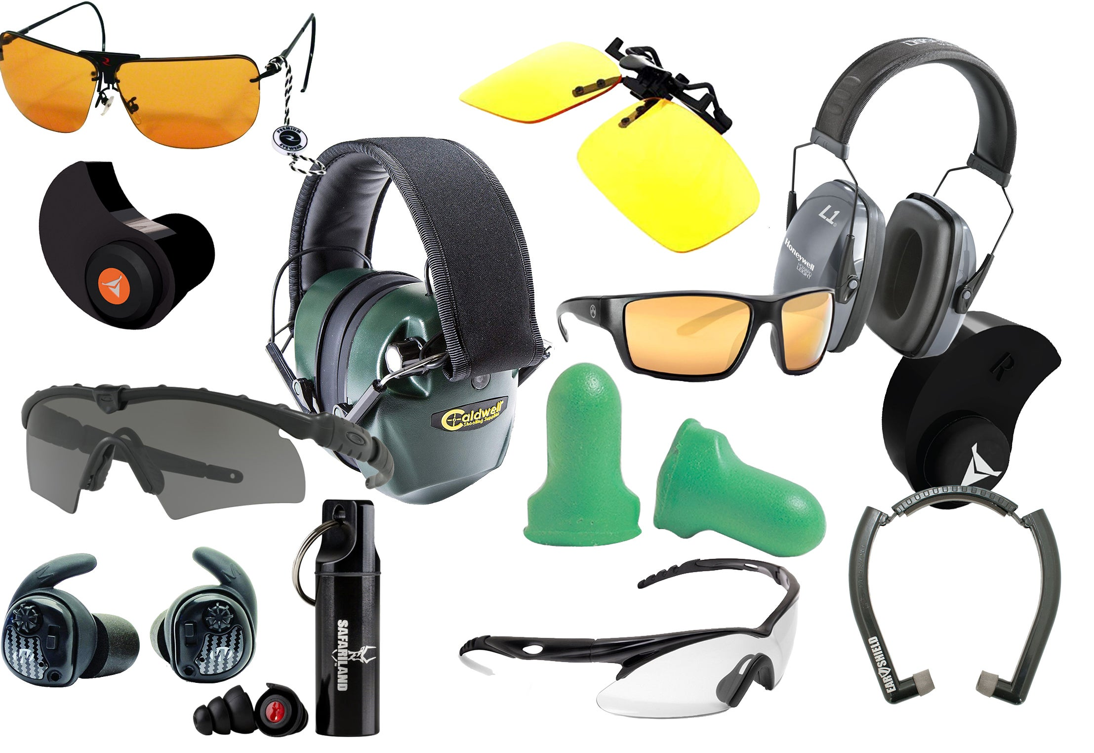 20 Top Options for Shooting Ear and Eye Protection